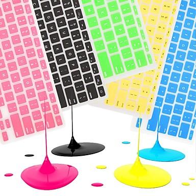 coosbo® kleurrijke siliconen toetsenbord cover skin voor 11