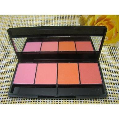 4 Farben Lidschatten / Puder Auge Alltag Make-up Bilden Kosmetikum