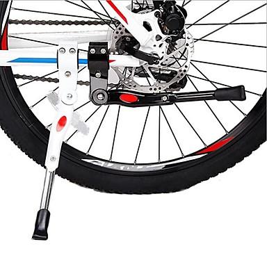 bicicleta 24 '' - 27 '' ajustável estrada alumínio vara lado bicicleta ficar ciclismo bicicleta kickstand