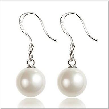 Pentru femei Cercei Picătură Plastic Imitație de Perle Bijuterii Nuntă Petrecere Zilnic Casual