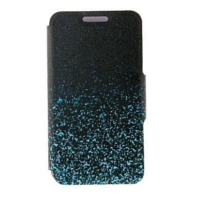 hoesje Voor Nokia Lumia 625 Nokia Nokia hoesje Kaarthouder Flip Volledig hoesje Kleurgradatie Hard PU-nahka voor