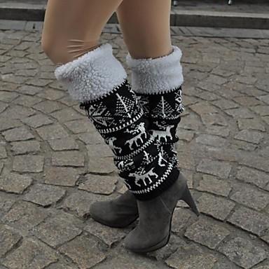 Σκι Κάλτσες γκέτες Γυναικεία Ζεστό Διατηρείτε Ζεστό Αντιανεμικό Αδιάβροχο Ικανότητα να αναπνέει Snowboard Άνθινο / Βοτανικό Σκι