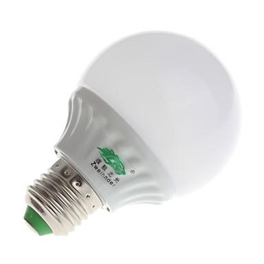 9W E26/E27 Bulb LED Glob A80 45 SMD 2835 850-900 lm Alb Natural Decorativ AC 100-240 V