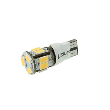 1pc Yüksek Çıkış / Yanıp Sönen Uyarı Işığı 12V Modellendirme Gösterge Işıkları / Okuma Işığı / Plaka Aydınlatma Lambası
