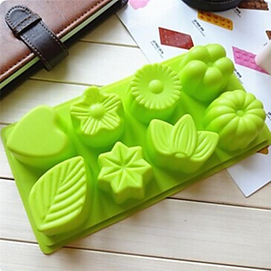 Cake Moulds Brood Cake Koekje Chocolade Ijs Siliconen