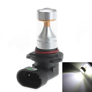 hj 9005 30W 2800lm 6000-6500k 6xcree xb-d condus bec lumina alba pentru lumina de ceață auto (12-24V, 1 buc)