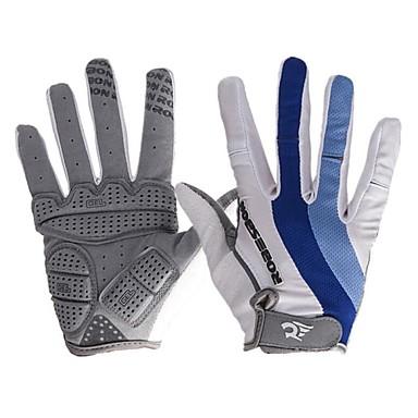 WEST BIKING® Γάντια για Δραστηριότητες/ Αθλήματα Γάντια ποδηλασίας Διατηρείτε Ζεστό Αδιάβροχη Αντιανεμικό Αναπνέει Αντιολισθητική