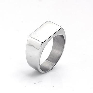 персональный подарок мужской кольцо из нержавеющей стали выгравировано ювелирных изделий