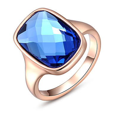 Roxi® Rose Blue Diamond Ring