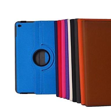 Pentru Carcase Huse Cu Stand Rotație 360 ° Corp Plin Maska Culoare solidă Textil pentru iPad Air 2