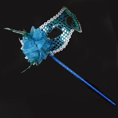 Tanz Accessoires Damen Leistung Pailletten / Kunststoff Paillette / Blume Weihnachten / Halloween