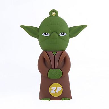 ZP YODA Character 16GB USB disk USB Flash Pen Drive