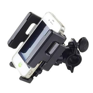 Telefoonmontage fiets / Fietsmontage Recreatiewielrennen / Fietsen / Fietsen / Dames ABS / synteettinen / ruostumaton Zwart
