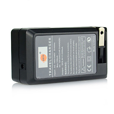 DSTE 7.4V 1600mAh DMW-BLD10E DMW-BLD10 Li-ion Battery & US Plug DC115 for Panasonic DMC-GF2