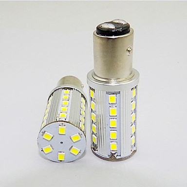 1157 3W 36x2835smd 250-300lm wit licht led lamp voor auto (DC 12V, 2 stuks)