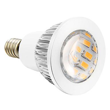 280 lm E14 LED Spot Lampen 16 Leds SMD 5730 Warmes Weiß Wechselstrom 110-130V
