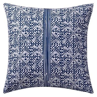 moderne ikat polyester decoratieve kussensloop