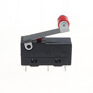 μικροδιακόπτη για την ηλεκτρονική DIY (2 κομμάτια ένα πακέτο)