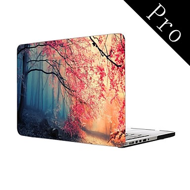 MacBook Herbst Cartoon Design Kunststoff für MacBook Pro 15 Zoll / MacBook Pro 13-Zoll