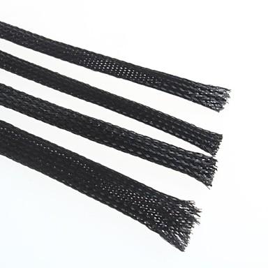 15 milímetros 10 milímetros 8 milímetros 5 milímetros de malha de arame de retenção / malha de nylon / trança cada 1 m