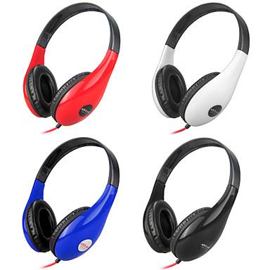 3,5 mm stereo On-ureche căști DM-4700 (negru, roșu, alb, albastru)