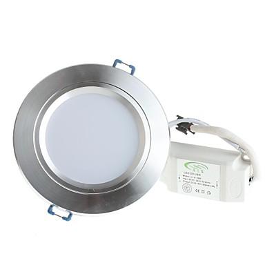 800 lm Φωτιστικό Οροφής Χωνευτή εγκατάσταση 20 leds SMD 5730 Διακοσμητικό Θερμό Λευκό Ψυχρό Λευκό AC 85-265V