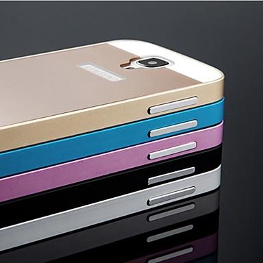 hoesje Voor Samsung Galaxy Samsung Galaxy hoesje Other Achterkant Effen Kleur Acryl voor S4