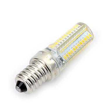 E14 Lâmpadas Espiga T 96 LEDs SMD 3014 Branco Quente Branco Frio 700-800lm 6500/3000K AC 220-240V