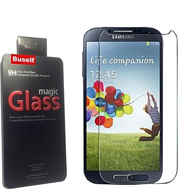 Ekran Koruyucu Samsung Galaxy için S4 Temperli Cam Ön Ekran Koruyucu Yüksek Tanımlama (HD)