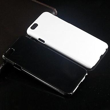 Για Θήκη iPhone 6 / Θήκη iPhone 6 Plus Other tok Πίσω Κάλυμμα tok Μονόχρωμη Σκληρή PC iPhone 6s Plus/6 Plus / iPhone 6s/6