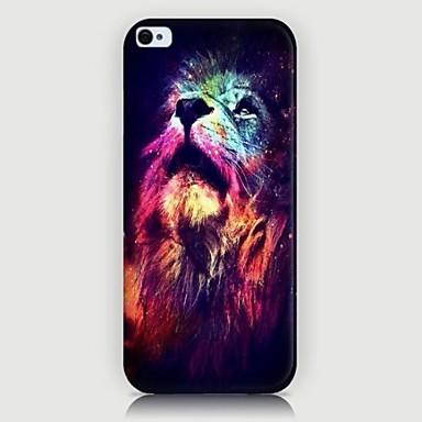 Iphone 5/iPhone 5S - Back hoesje - Grafisch/Cartoon/Nieuwigheid (Multi-kleur , Plastic)