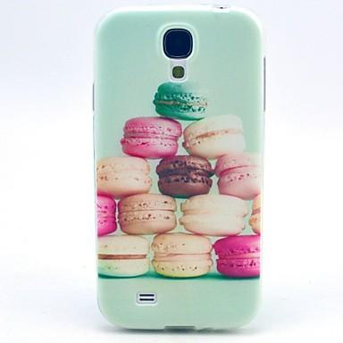 Voor Samsung Galaxy hoesje Patroon hoesje Achterkantje hoesje Cartoon TPU Samsung S4 Mini