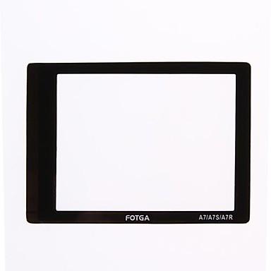 fotga® οπτικό γυαλί φρουράς προστάτη οθόνης LCD για τη Sony alpha Α7 a7r A7S κάμερα