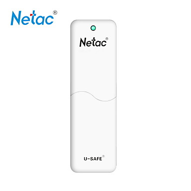 Netac® U335 64GB USB 3.0 Flash Drive Write Protection