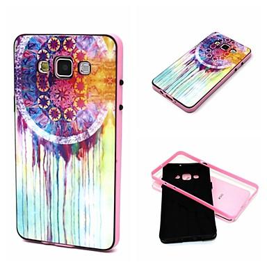 Para Samsung Galaxy Capinhas Estampada Capinha Capa Traseira Capinha Filtro dos Sonhos PC Samsung A5