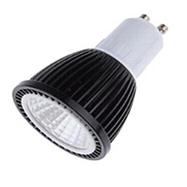 5 W 250-300 lm GU10 LED Spot Işıkları 1 LED Boncuklar COB Sıcak Beyaz / Serin Beyaz 85-265 V / 1 parça / RoHs / CCC