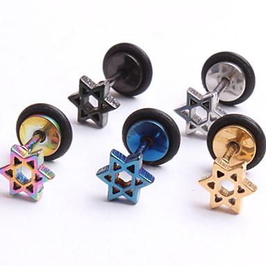 Γυναικεία Κοσμήματα Σώματος Piercing αυτιών Ανοξείδωτο Ατσάλι Μοντέρνα Κοσμήματα Καθημερινά Causal 1pc