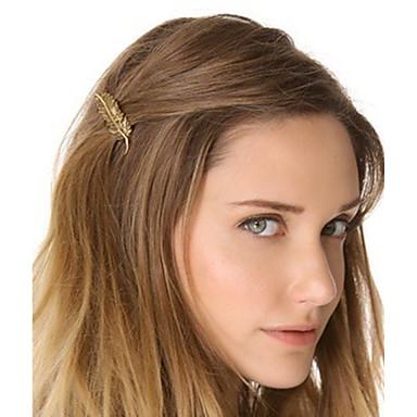 abordables Bijoux Cheveux-Femme Alliage Classique & Intemporel Bijoux de Cheveux Epingle à cheveux