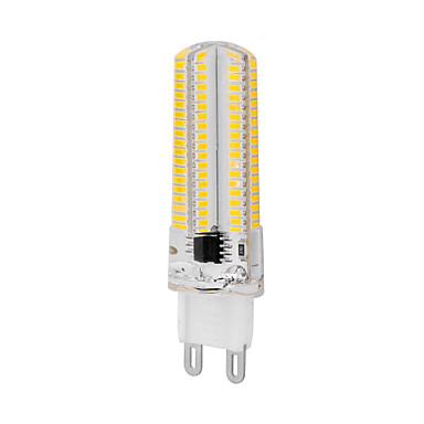 YWXLIGHT® 5 500-550 lm G9 LED kukorica izzók T 152 led SMD 3014 Tompítható Meleg fehér Hideg fehér AC 220-240V