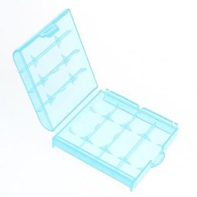 5 caixa de armazenamento de bateria universal / alcalina caixa de bateria