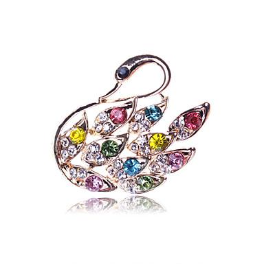 Γυναικεία Κρύσταλλο Κράμα Κοσμήματα Για Πάρτι Καθημερινά Causal