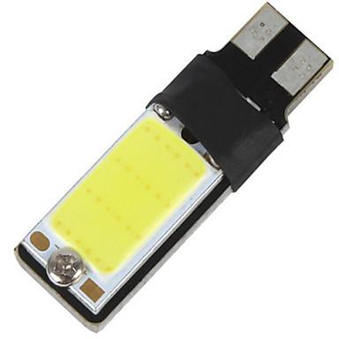 3W T10 Luz de Decoração 2LED leds LED de Alta Potência Branco Frio 210-260lm 2800-3500/6000-6500K DC 12V