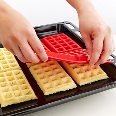 Εργαλεία ψησίματος Σιλικόνη Φτιάξτο Μόνος Σου Πίτες / για κέικ / Καινοτόμα εργαλεία κουζίνας Καλούπια τούρτας / Κουπ-πατ Μπισκότων 1pc