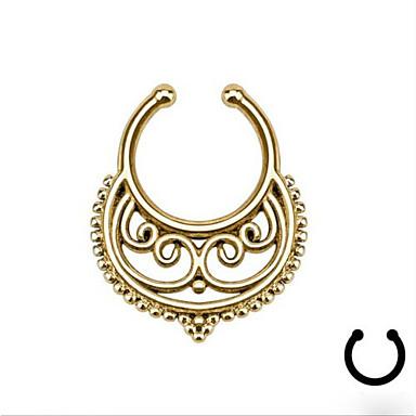 Γυναικεία Κοσμήματα Σώματος Cercei & Studs de Nas μύτη Piercing Πανκ Ανοξείδωτο Ατσάλι Κοσμήματα Για Καθημερινά Causal