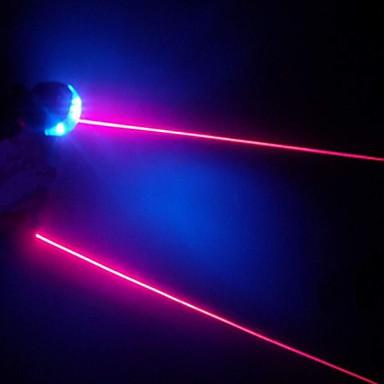 Inne Lampy LED Night Vision Plastik Kolarstwo Rower górski Ostre koło Czerwony Niebieski