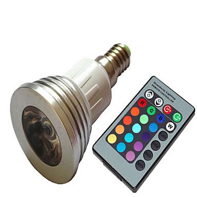 1,5W 100-150 lm E14 LED Σποτάκια leds LED Υψηλης Ισχύος Με ροοστάτη AC 220-240V