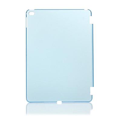 Pouzdro Uyumluluk iPad Air 2 Şeffaf Arka Kapak Tek Renk PC için iPad Air 2