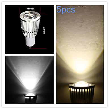 GU10 LED Σποτάκια MR16 COB 700-750 lm Θερμό Λευκό Ψυχρό Λευκό κ Με ροοστάτη AC 220-240 AC 110-130 V
