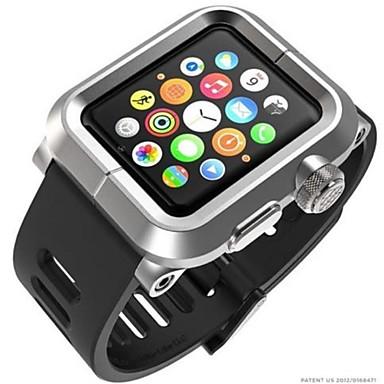 Παρακολουθήστε Band για Apple Watch Series 3 / 2 / 1 Apple Αθλητικό Μπρασελέ σιλικόνη Λουράκι Καρπού