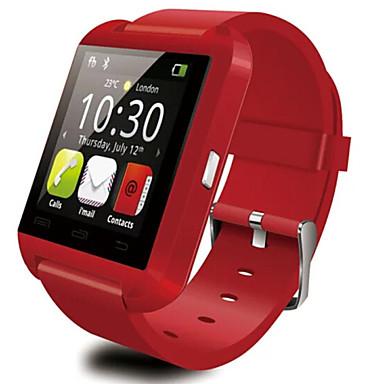 Smart horloge Aanraakscherm Verbrande calorieën Stappentellers Afstandsmeting Berichtenbediening Lange stand-by Camerabediening